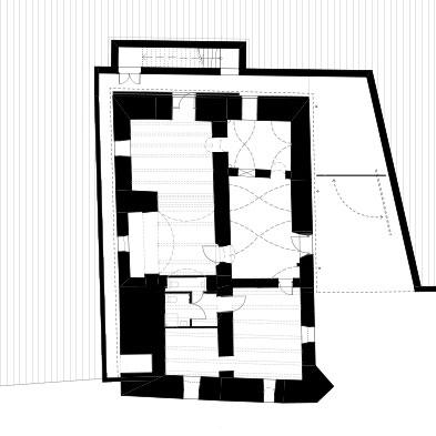 Vintlerhof Grundriss Erdgeschoss