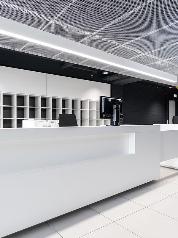 Audi Bundesstrasse Räderhotel Empfang