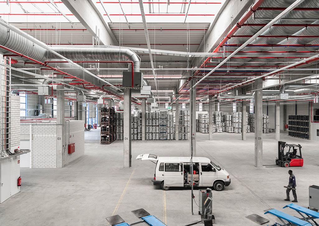 Audi Bundesstrasse Räderhotel Halle