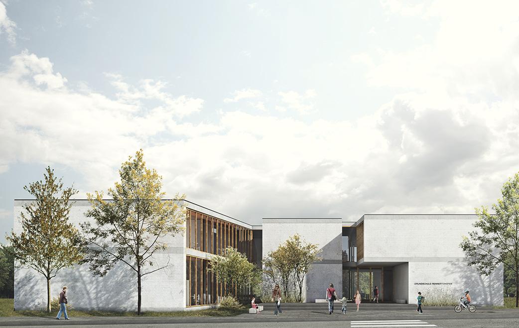 Grundschule in Rennertshofen