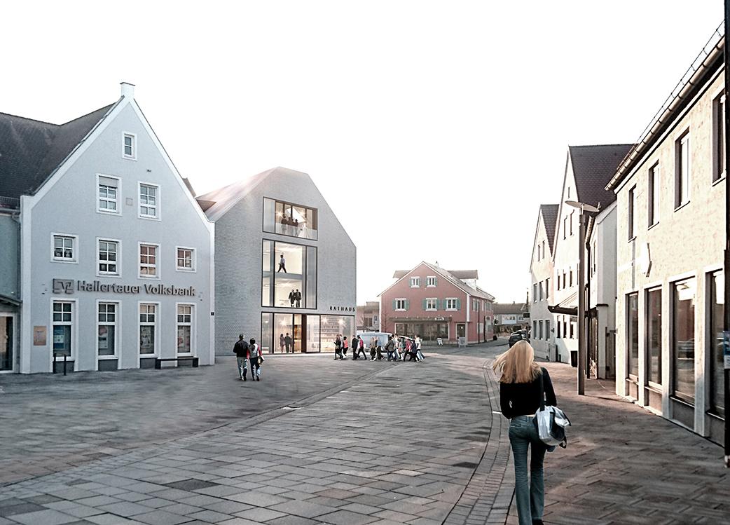 Rathaus Grossmehring