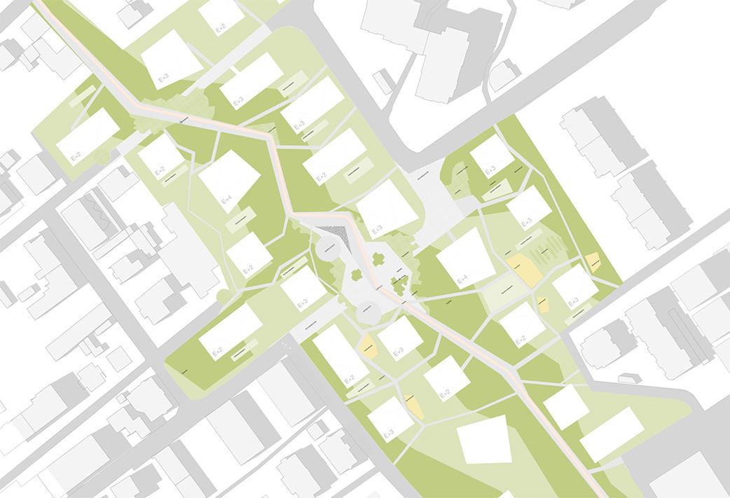Siedlungsentwicklung mit neuem Zentrum Wörgl