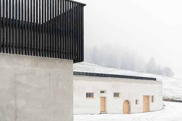 Vintlerhof Landwitschaftliches Gebäude