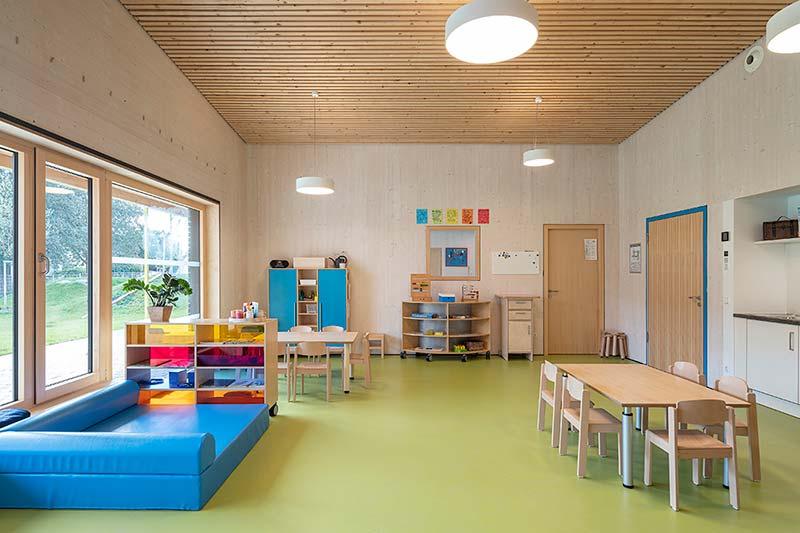 Haus für Kinder Kindergarten Neuburg Gruppenraum