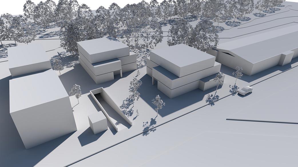 Wohnbebauung Eulertalstrasse