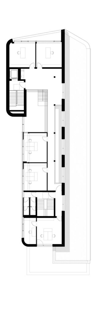 Neotopia Grundriss Dachgeschoss