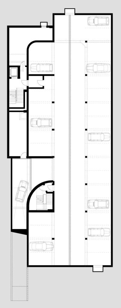 Neotopia Grundriss Untergeschoss