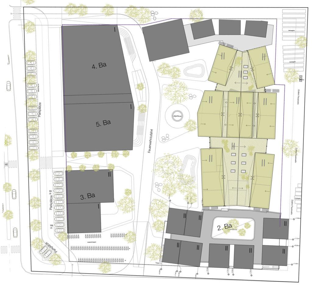 Waldorfschule Weilheim Bebauungsplan